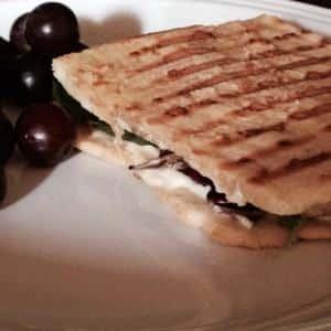 Grain Free Panini Bread